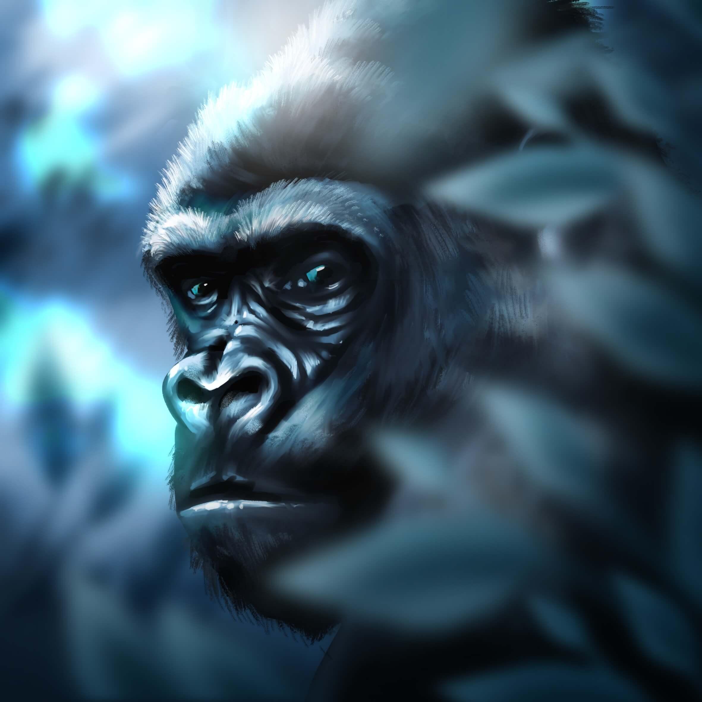 Gorilla_conceptart